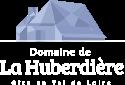 Logo du domaine de la Huberdière